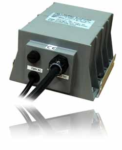 ABE transfo, Power supply AC / DC